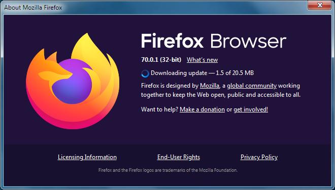 7 Hal Yang Berhubungan Dengan Firefox