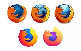 Logo Firefox Tidak Sedang Diubah